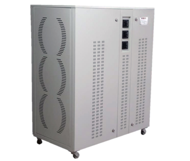 Servo Voltage Regulator ARTreg Series  3-150kVA