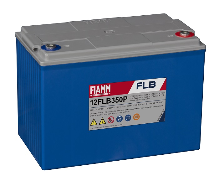 Fiamm FLB Series AGM Battery